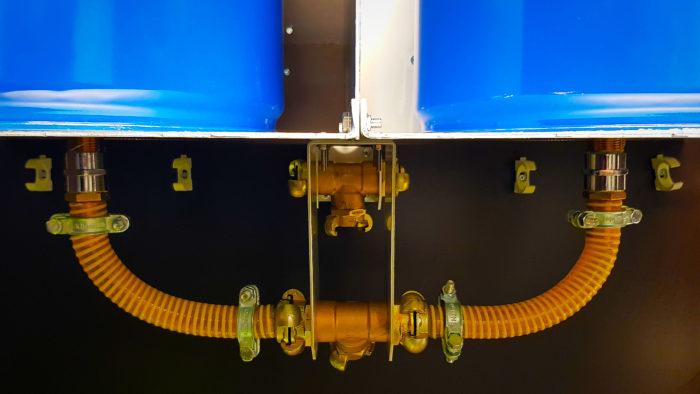 En koppling till vattenreningen