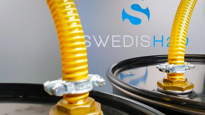 Swedish2o - vattenrening